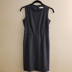 Calvin Klein Sheath Dress SZ 2P